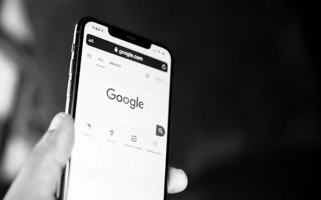 Få topplaceringer i Google