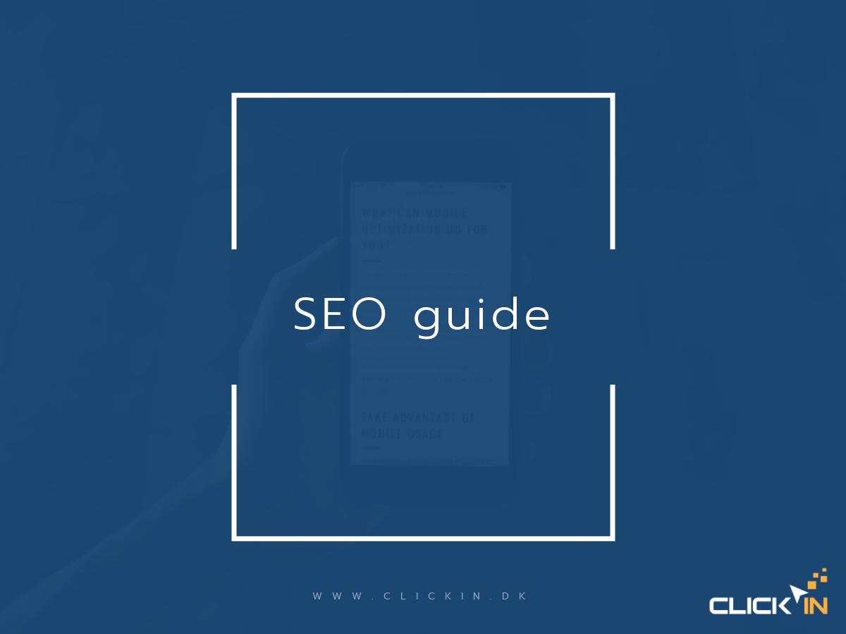 Komplet SEO guide
